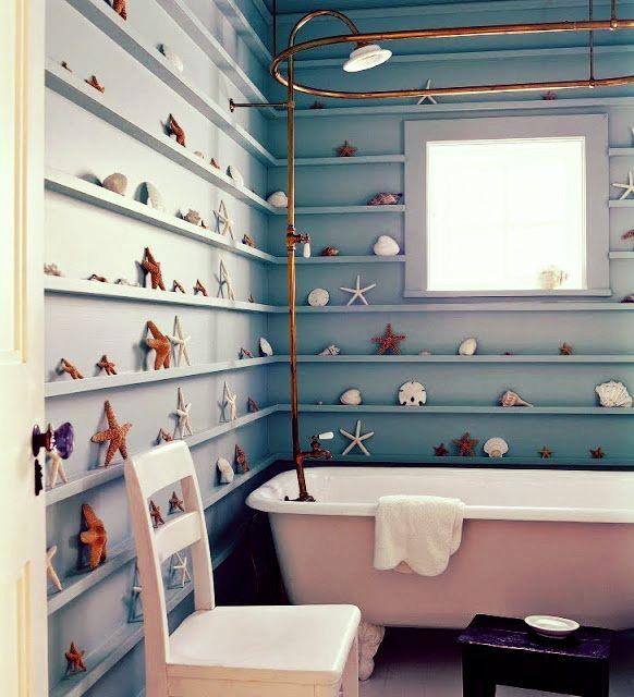 salle de bain originale décoration
