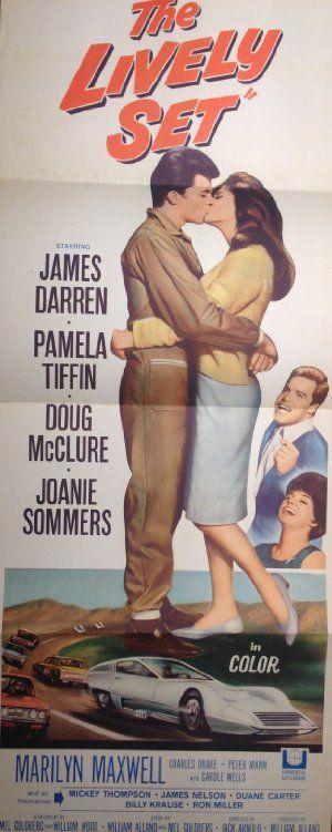 Watch The Lively Set Online   the lively set   The Lively Set (1964)   Director: Jack Arnold   Cast: James Darren, Pamela Tiffin, Doug McClure, Joanie Sommers