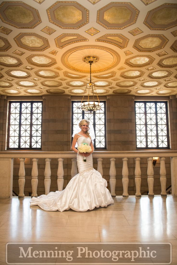 wedding picture locations akron ohio%0A Youngstown  Ohio Stambaugh Auditorium Wedding