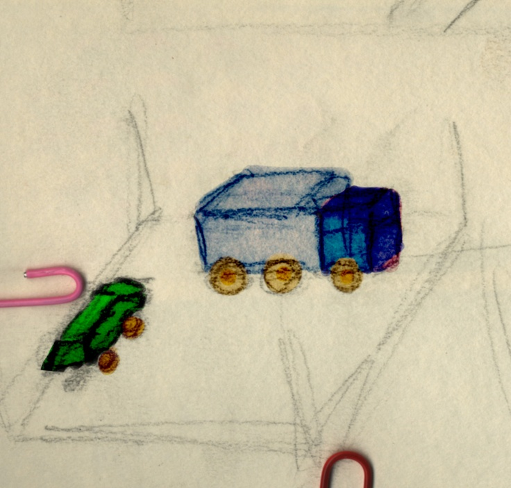 Toy Cars - Concept