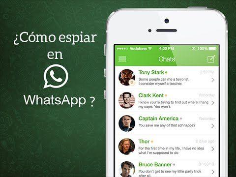 ¿Cómo Espiar a tu Pareja por WhatsApp? | Mira Cómo Hacerlo