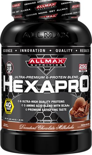 Allmax HEXAPRO | Nutrition Warehouse Canada
