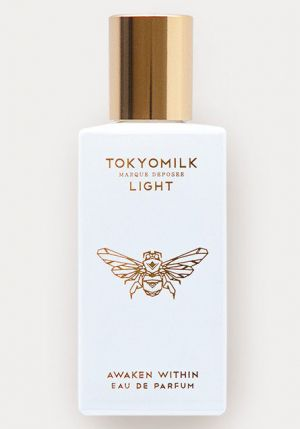 Awaken Within No. 02 Tokyo Milk Parfumarie Curiosite: Orange Blossom and Jasmine are blended with Neroli to create a botanical sensory experience