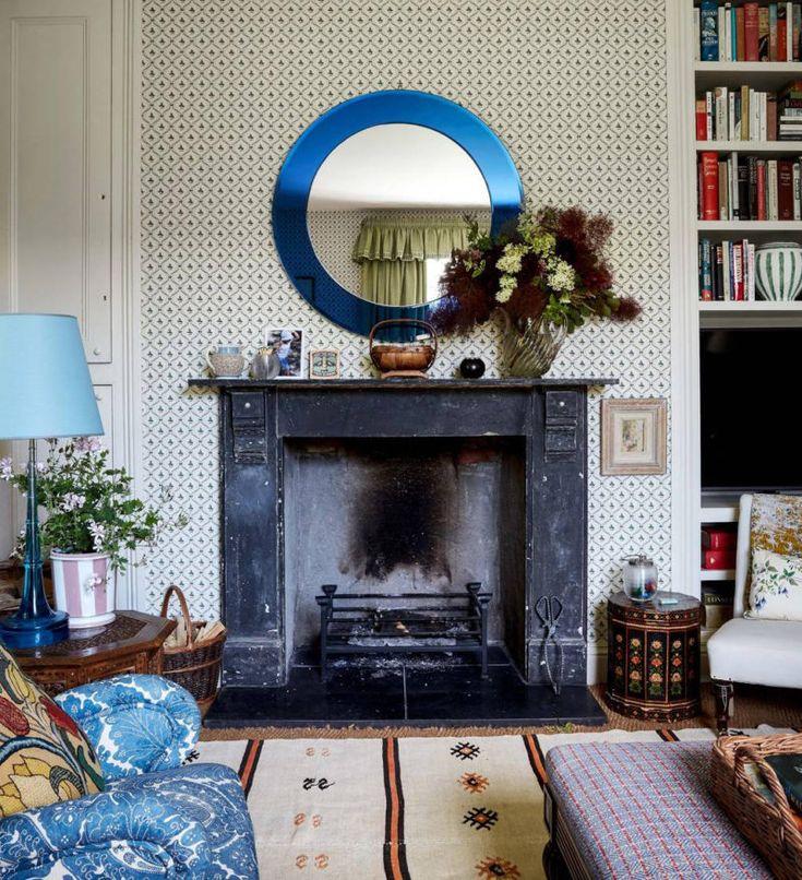 Rita Konig's North Farm in House and Garden UK Magazine