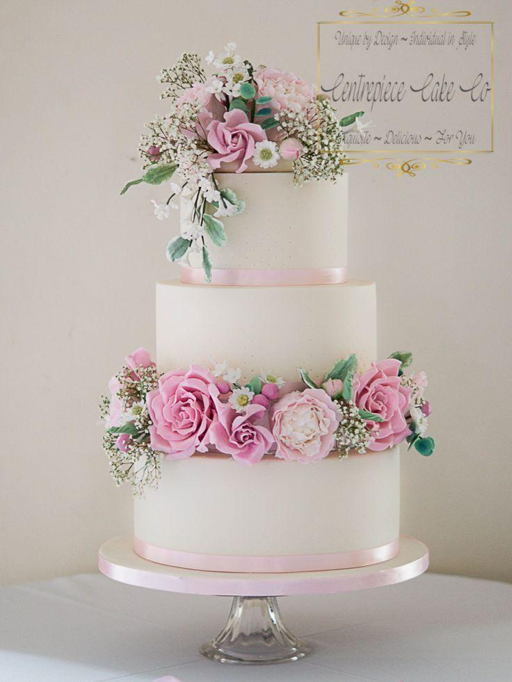 Modern Wedding Cake Structures