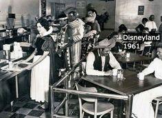 Disney backstage cafe