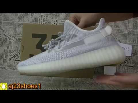 f6e43134d Yeezy 350 V2 Static Reflective 3M Shoes REVIEW from aj23shoes net ...