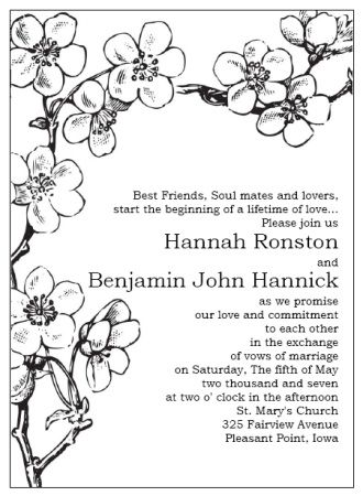 17 Best ideas about Free Printable Wedding Invitations on ...