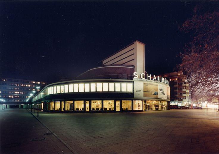 Cinema-teatro Universum a Berlino Enrich Mendelsohn