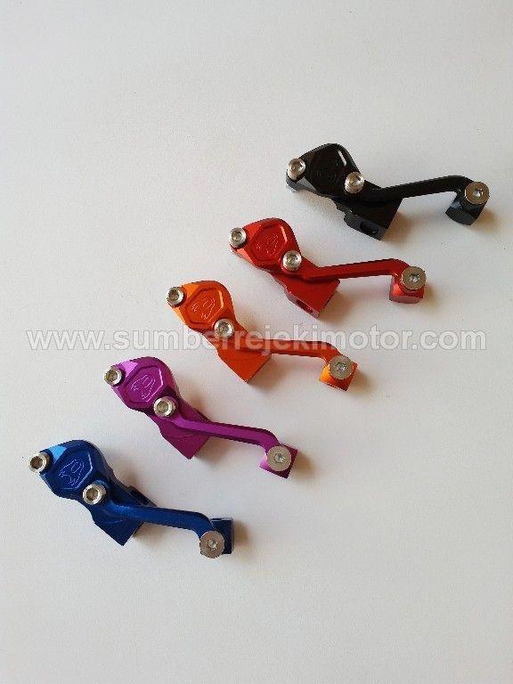 Bracket Tabung Minyak Rem GF • Sumber Rejeki Motor   Olshop Bikers Aksesories & Sparepart Motor Pontianak