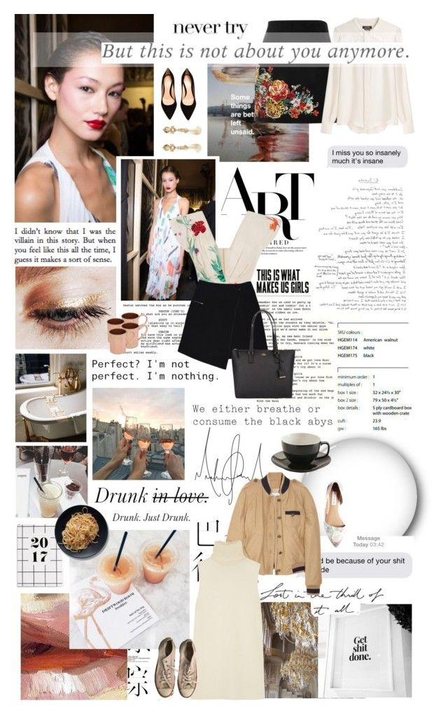 """""""is it warm in here?"""" by young-grasshopper ❤ liked on Polyvore featuring éS, Black Swan, Gianvito Rossi, NOVICA, River Island, Isabel Marant, Johanna Ortiz, MARC CAIN, Kate Spade and See by Chloé"""