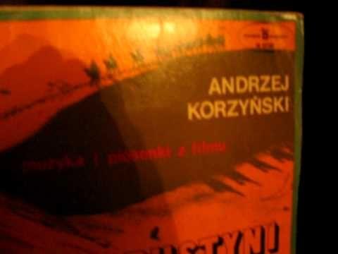 """Andrzej Korzyński- muzyka z filmu """" W pustyni i w puszczy""""1973 - YouTube"""