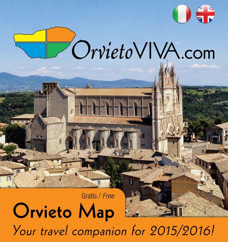 Orvieto map 2015/2016
