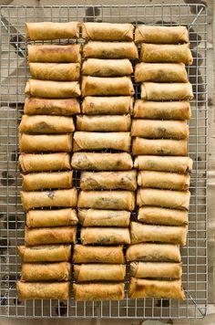 Vietnamese Spring Roll Recipe