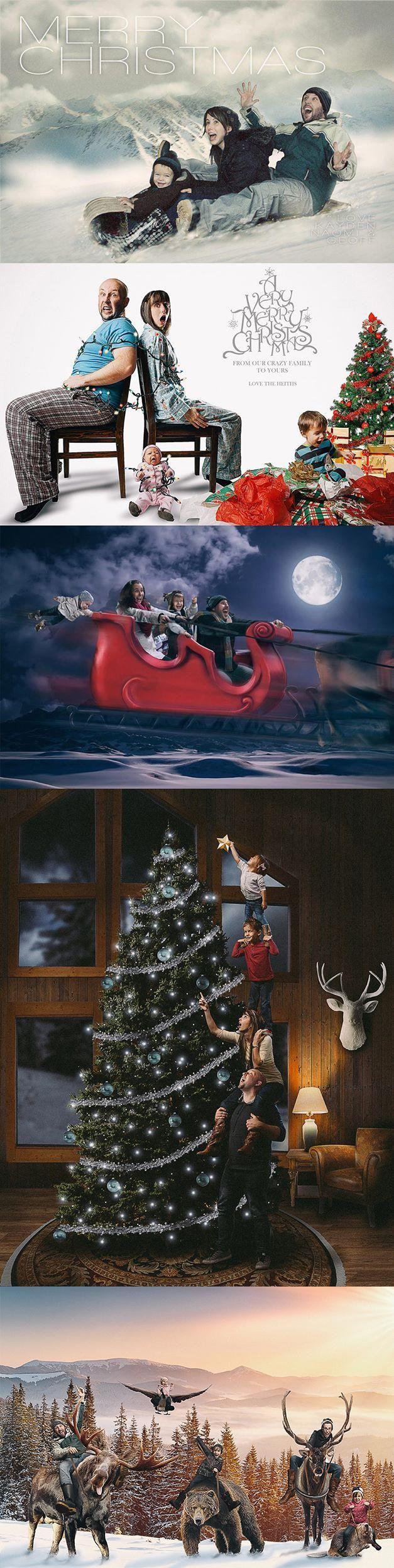 Funny Family Christmas Cards http://ift.tt/2g1X5XR