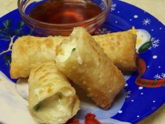 Jalapeno Popper Wonton Puffs ~ Recipe of today