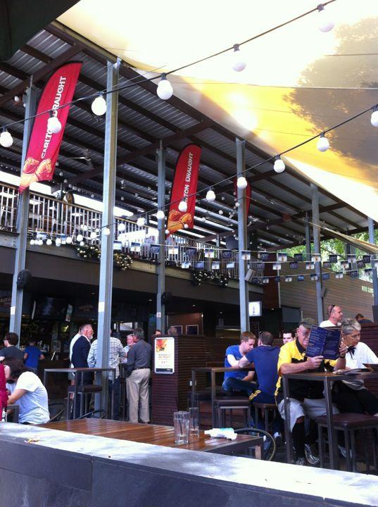 Plough Inn Tavern in South Brisbane, QLD
