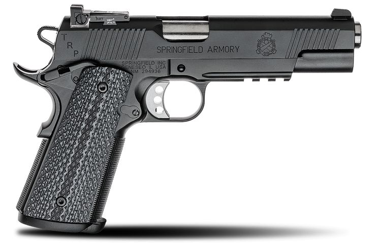 1911 TRP™ Armory Kote™ .45ACP Handguns | Tactical Response Pistol.   This is the 1911 that I want to get to replace the one I used to own.