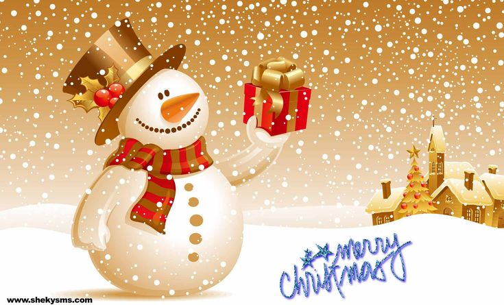 get some awesome�Merry Christmas Wishes, SMS, and status for you. Just enjoy and share these Happy Christmas wishes with your friends and Family.