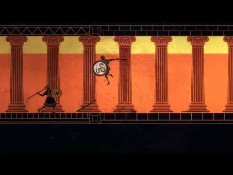 The fresco artwork of ancient Greece comes to life in PC title Apotheon. It's slick, stylish, and bloody gorgeous.