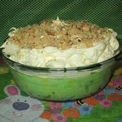 Pistachio Marshmallow Salad Allrecipes.com