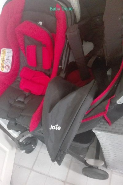 Joie travel system - Individual Goodies & Services-Traveling-KwaZulu-Natal, R2 200.00 - https://babydorie.co.za/traveling-with-babies/joie-travel-system.html