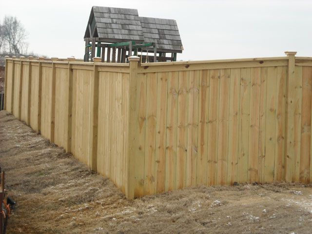 Fence Designs | Fence Company | Murfreesboro, Franklin, Brentwood, Wood  Fence Design .