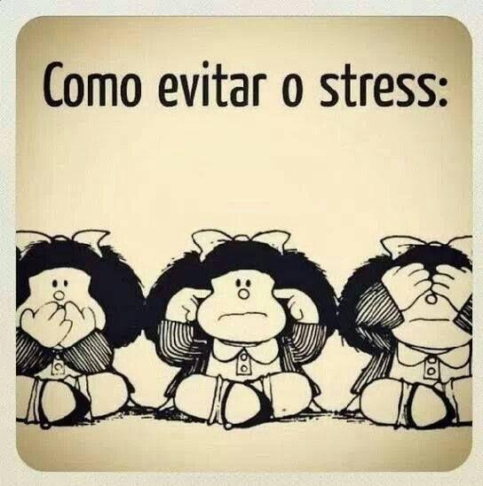 Como evitar el estrés