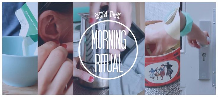 Morning Ritual Visual