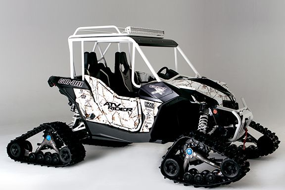 CAN-AM® What would you do to a Maverick?