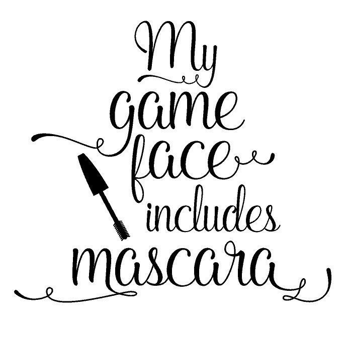 Funny And Cute Makeup Quotes For Makeup Junkies Younique Mascara