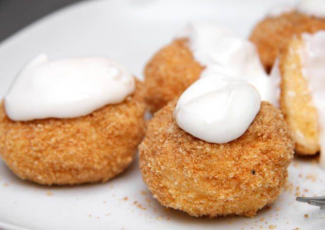 Ovsené tvarohové knedličky obohatia vašu kuchyňu a ich chuť si zamilujete. :)