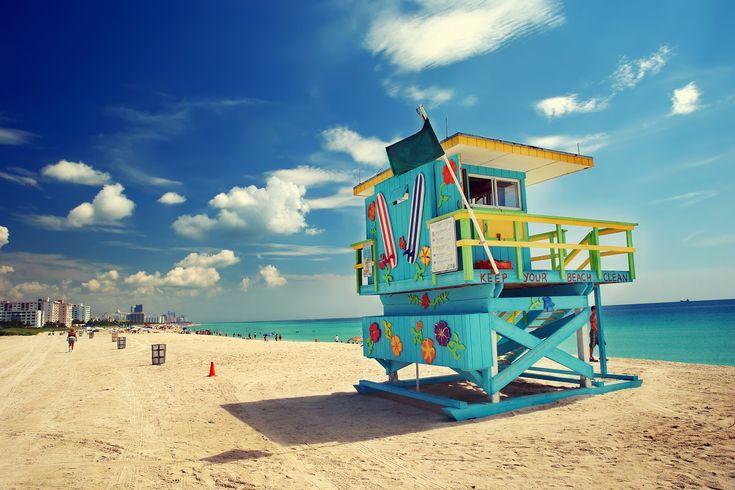 Reiseguide til Miami Beach!
