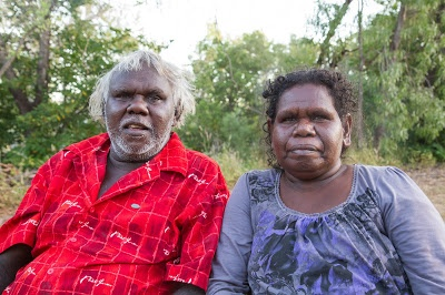 Roy and Estelle translate into Australian Kriol--good read. RIP, Roy, and enjoy your Savior's embrace!