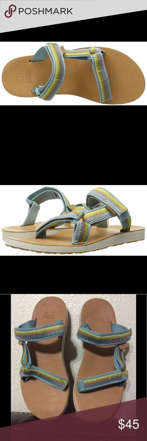 Teva sandals Sandals....skin dream ,,,,,original straps Teva Shoes Sandals