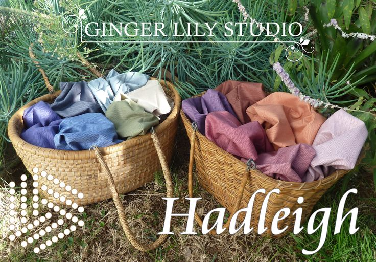 Hadleigh Collection by Ginger Lily Studio