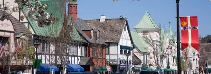 Norwegian themed town solvang socal trip ideas for Santa barbara vacation ideas