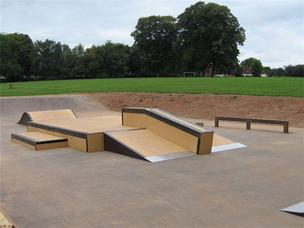 backyard skatepark - Google Search
