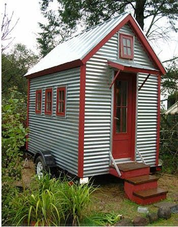 Urban Nomad: Smallest Portable Homes 2008