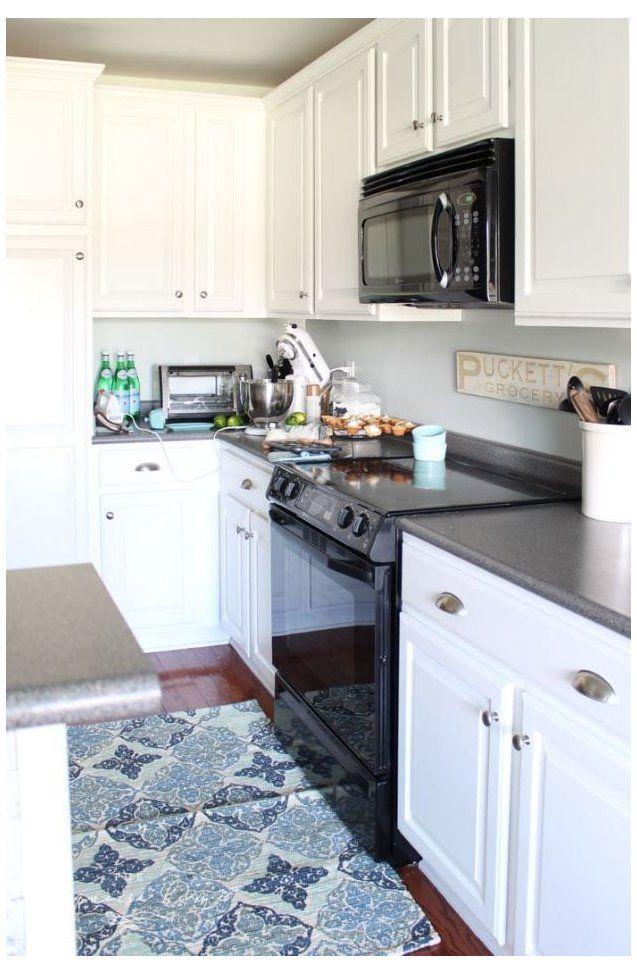 34 Diy Kitchen Cabinet Ideas Image 13 Of 35 Kitchenideas Painting Kitchen Cabinets Kitchen Paint Diy Kitchen Cabinets Painting