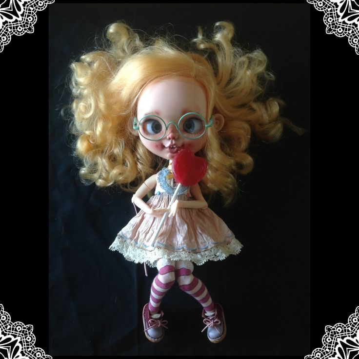 https://flic.kr/p/GkaxKV   New Crazy custom blythes   Private collection Here are my new handmade custom Blythe