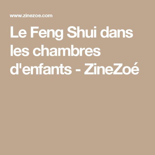 1000 id es sur le th me chambre feng shui sur pinterest for Chambre enfant feng shui