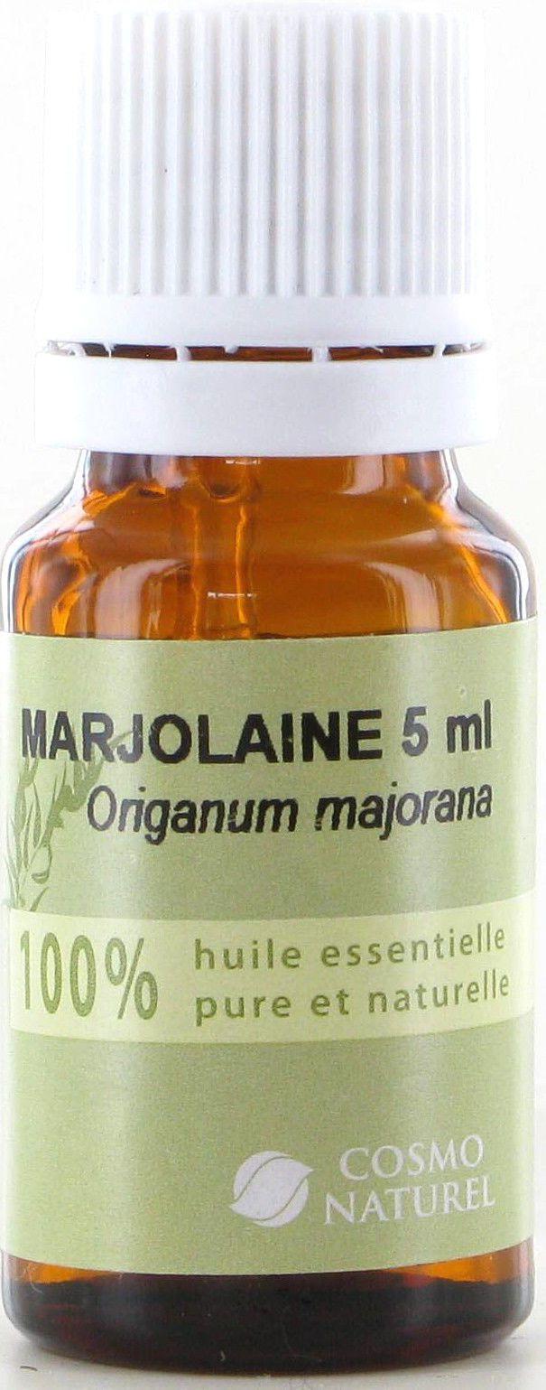 Marjolaine (Marjolein)  Description: Marjolein (samen met rozemarijn) heeft een activerende werking en verlicht pijnen.Bij spanningshoofdpijn: Doe 2 druppels marjolein op de vingertoppen. Vervolgens de nek het achterhoofd en de slapen masseren.Contra-indicatieEtherische oliën kunnen in enkele gevallen allergische reacties veroorzaken.  Price: 6.61  Meer informatie