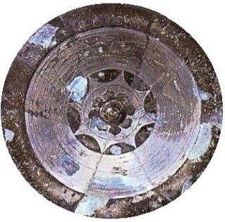 八咫鏡(やたのかがみ) : 古代史探訪