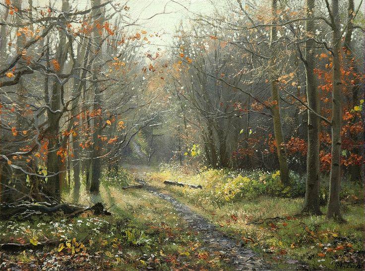 Peter Barker's Palette: Winter Exhibition | Art ...