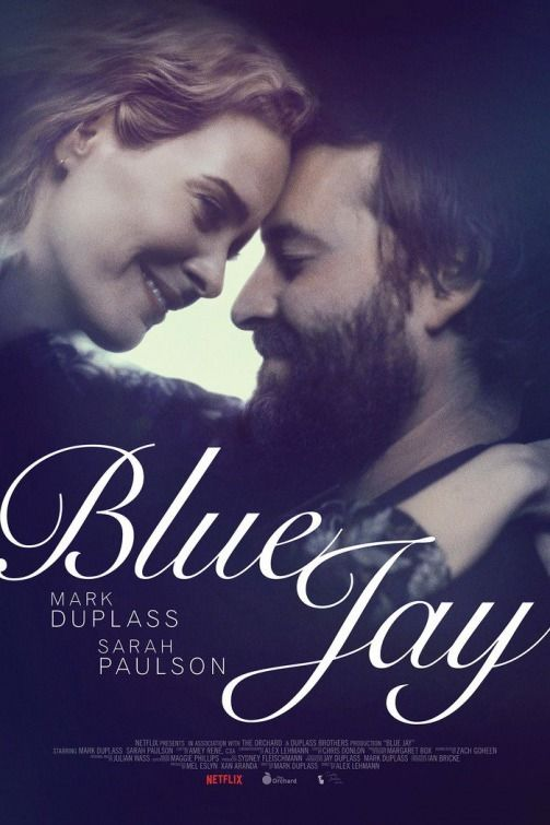 Sarah Paulson and Mark Duplass in Blue Jay (2016) - A strange kind of minimal everything movie.