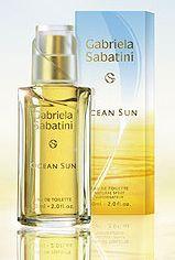 Fav perfume. Ocean Sun Gabriela Sabatini for women