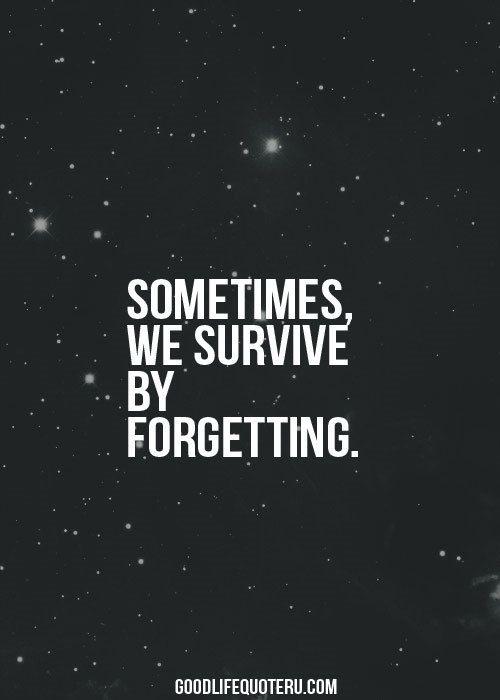 survive it