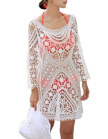 Summer Crochet Dress – EDITE MODE