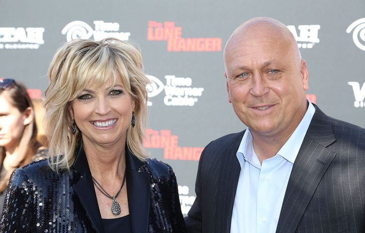 Kelly Ripken hair - like the color and long layered style!